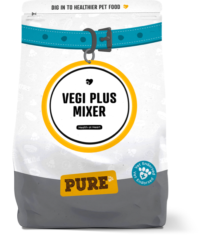 Vegi Plus Mixer